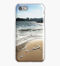Foamslide. Tenby iPhone Case/Skin