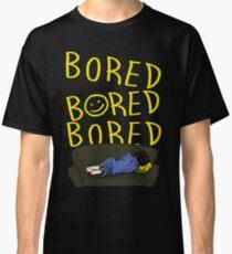 Bored - Sherlock Classic T-Shirt