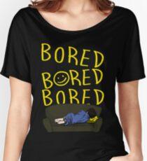 Bored - Sherlock Women's Relaxed Fit T-Shirt