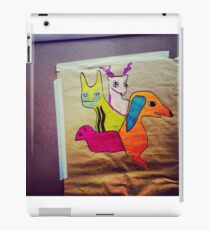 Primary yodo Ono  iPad Case/Skin