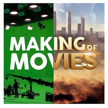Making_of_Movies Fanshirt by g3nzoshirts