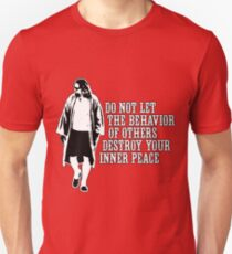 The Big Lebowski - quote T-Shirt