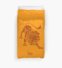 Zodiac Collection | Leo Duvet Cover