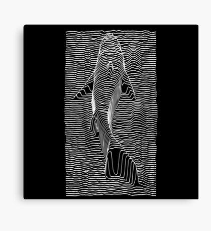 Jaws Division Canvas Print