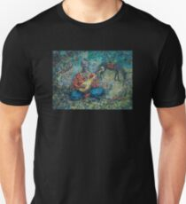Cossack Mamay and 450 creatures Unisex T-Shirt