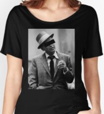 unidentified Frank Sinatra Women's Relaxed Fit T-Shirt