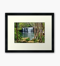 Nellies Glen Framed Print