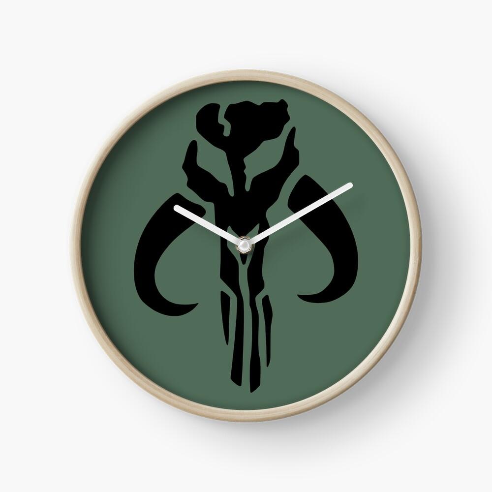 Mandalore Clock