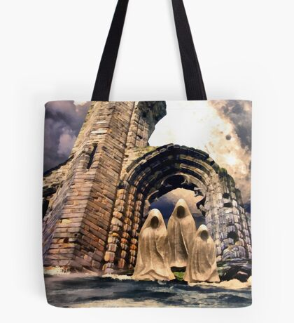 The Land of Two Moons Tote Bag