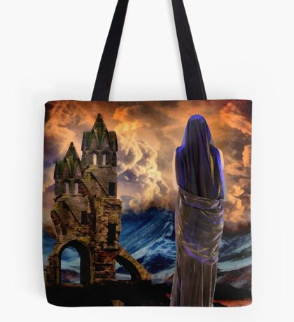 Lilith of the Sea...A Gothic Tale Tote Bag