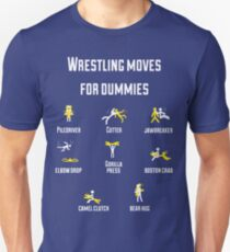 wrestling moves V2 T-Shirt