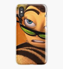 Barry Benson is HOT AF - Bee Movie Meme iPhone Case/Skin