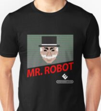 Mr. Robot NES Cover T-Shirt