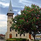 Horse Chestnut Tree by Wesley of Warragul,   by Bev Pascoe