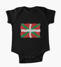 Basque flag One Piece - Short Sleeve