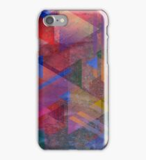 Another Time (Square Version) - By John Robert Beck iPhone Case/Skin