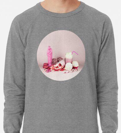 Süßes rosa Schicksalleben noch Leichter Pullover
