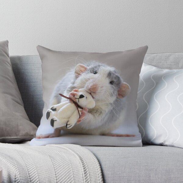 My bear :) Throw Pillow