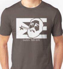 Fidel Castro 1926-2016 Memorial Design Unisex T-Shirt