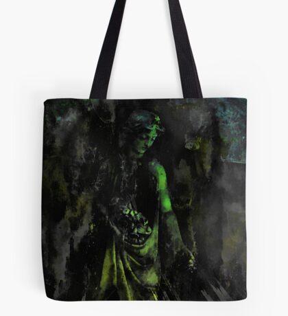 untitled angel Tote Bag