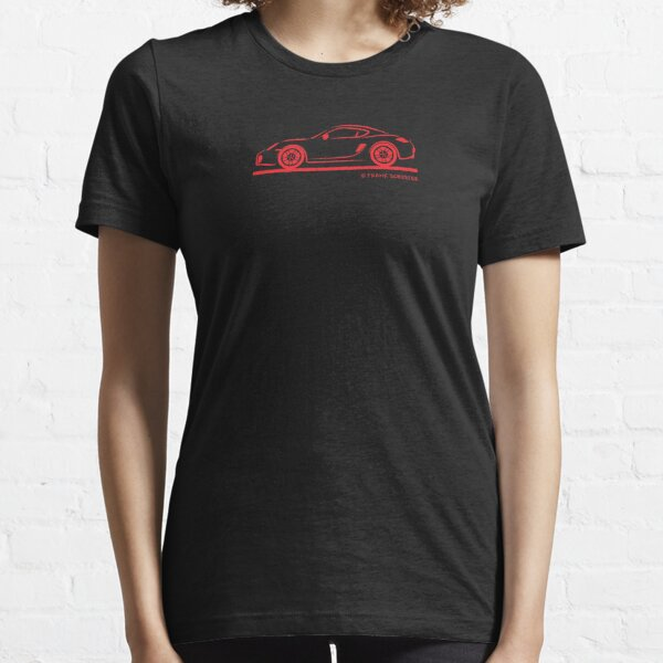 Porsche Cayman 987 Essential T-Shirt