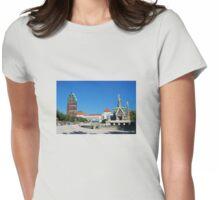 Mathildenhöhe Womens Fitted T-Shirt