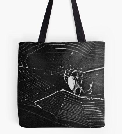 cold dark corner Tote Bag