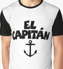 El Capitán Anchor Graphic T-Shirt