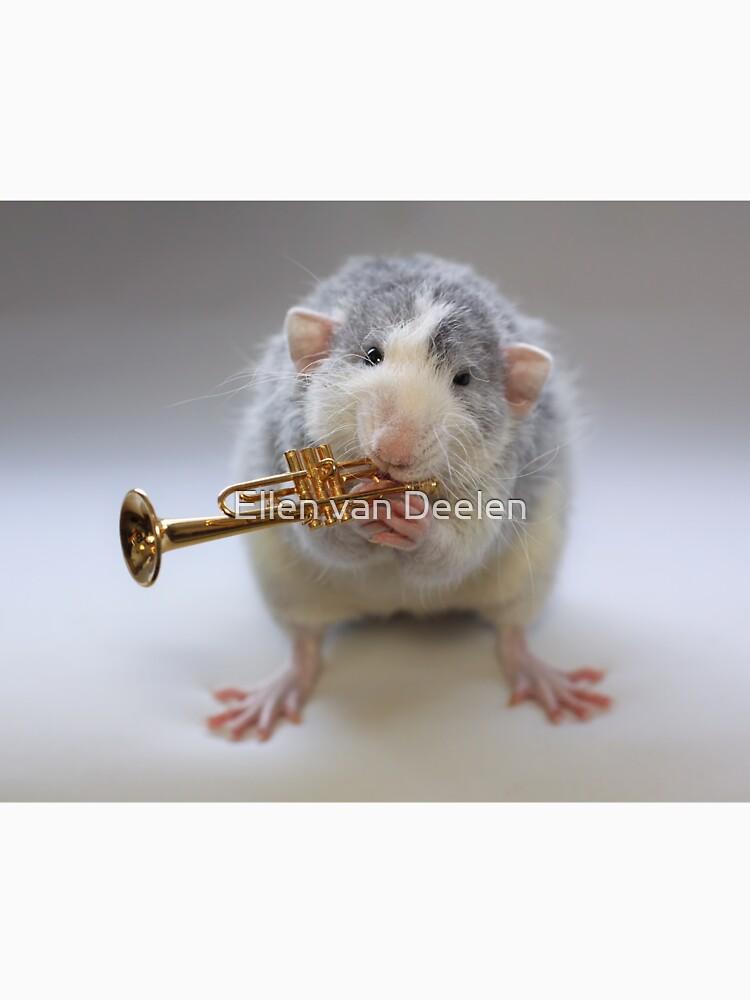 The trumpet :) by Ellen