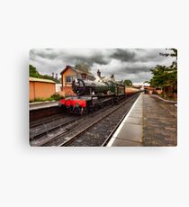 The 7812 Loco Canvas Print