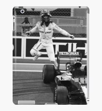 Nico Rosberg Formula 1 World Champion 2016 iPad Case/Skin
