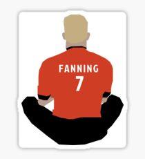Mick Fanning Sticker