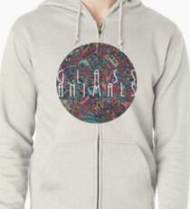 Glass Animals Zipped Hoodie