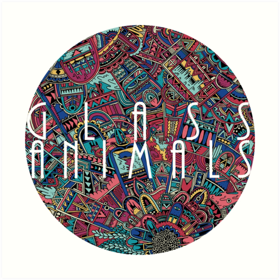 Glass Animals by ManriqueNandez