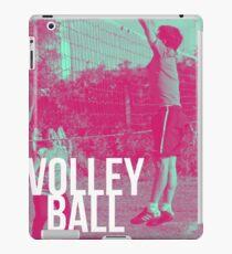 VOLLEYBALL SPORT iPad Case/Skin