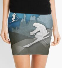 The Skiers Mini Skirt