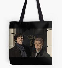 """""""221B"""" Tote Bag"""