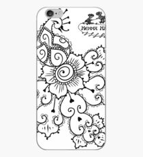 Henna Harpy Peacock  iPhone Case