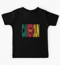 Cameroon flag Kids Clothes