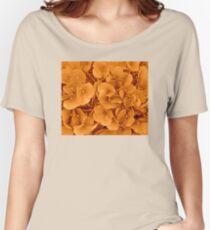 Flower | Flowers | Amber Hydrangea | Nature | Nadia Bonello Women's Relaxed Fit T-Shirt
