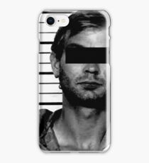 unidentified Jeffrey Dahmer iPhone Case/Skin