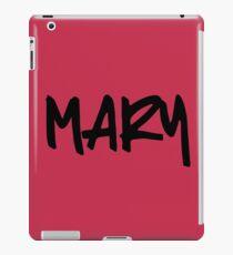 Mary iPad Case/Skin