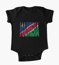 Namibia flag One Piece - Short Sleeve