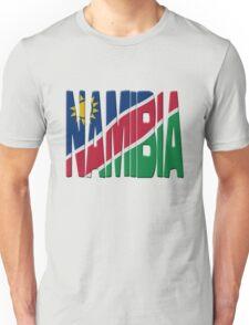 Namibia flag Unisex T-Shirt