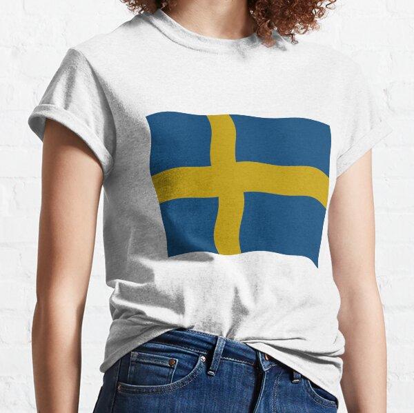 Sweden Flag T-Shirt  Sweden Pride Tshirt Gift  Sweden It/'s Where My Story Begins Shirt  Proud Swedish Hoodie  Patriotic Top