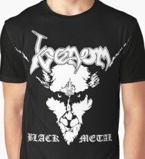 Venom Black Metal Shirt Camiseta Graphic T-Shirt