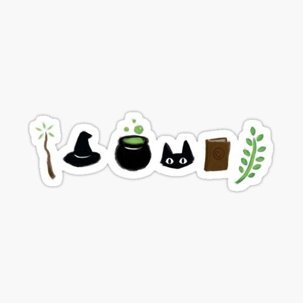 Witch Kit Sticker