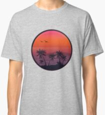 PANAMA BEACH SUNSET Classic T-Shirt