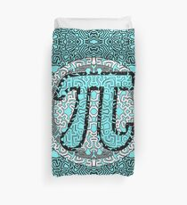Pi - Day Pattern - Haring - FULL - 2017 Duvet Cover