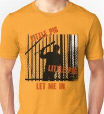 Little Pig..Little Pig Unisex T-Shirt